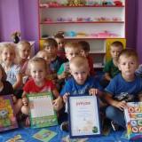 Dzieci z Przedszkola w Radłowie, które w naszym plebiscycie zgromadziło ponad 1,5 tysiąca głosów.