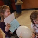 Gdy rodzice rozmawiali z ekspertami, dzieci chorujące na AZS miały czas na zabawę i zawieranie przyjaźni