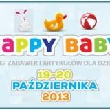 Targi Zabawek i Artykułów dla Dzieci HAPPY BABY