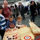 Drewniane gry firmy Pilch przypadły do gustu zarówno dzieciom jak i ich rodzicom