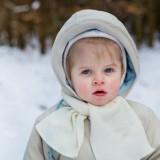 Zimą skóra dziecka potrzebuje szczególnie starannej i systematycznej pielęgnacji
