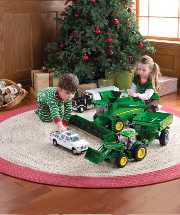 Propozycja dla małych i nieco starszych farmerów, John Deere