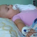Zuzię z Tarnowskich Gór rotawirus gnębił przez miesiąc. Gorączka, wymioty i biegunka osłabiają dziecko. Niemowlęta najczęściej wymagają leczenia w szpitalu.
