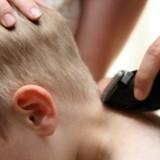 Terapia będzie skuteczniejsza, jeśli dziecko ostrzyżemy.