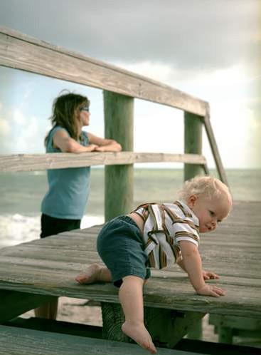 Obietnice sprzed narodzin dziecka walą się jak domek z kart.