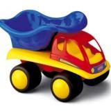 Samochód wywrotka - super prezent dla małego chłopca