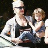 Gwen Stefani i jej syn Kingston