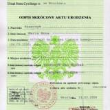 Rejestracja dziecka. Formalności po urodzeniu dziecka