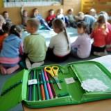 Dzieci w pierwszej klasie mają się uczyć odróżniać dobro od zła i tego, że warto być prawdomównym i odważnym.