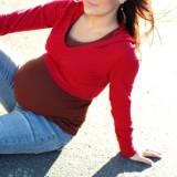 Ubrania ciążowe powinny odzwierciedlać aktualne trendy w modzie.