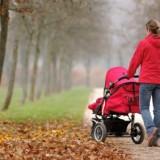 Od pierwszych dni życia świeże powietrze jest dla dziecka tak ważne, jak pokarm.