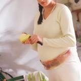Dieta w ciąży zmienia się w drugim i trzecim trymestrze.
