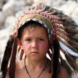 I w Polsce dzieci mogą znaleźć się w krainie Indian.