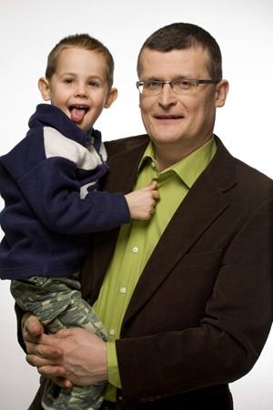Dr. n. med. Paweł Grzesiowski, pediatra, immunolog, ekspert od szczepień