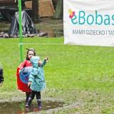Najwytrwalsze trzylatki podjęły próbę rozegrania meczu pod patronatem eBobas.pl