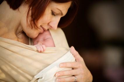 Śródmózgowie najbardziej rozrasta się u tych matek, które szczególnie cieszą się macierzyństwem.