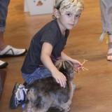 U dzieci, u których zdiagnozowano alergię na psy, rzadziej rozwijała się egzema przed 4. rokiem życia, jeśli w domu niemal od ich urodzenia mieszkał pies.