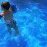 Dziecko i woda to wspaniały temat do wakacyjnych zdjęć