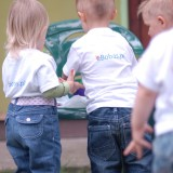 Żeby powiększyć grono obdarowanych unijnych przyjaciół, eBobas.pl dorzucił trzy firmowe koszulki.