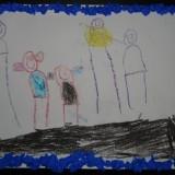 Nagroda główna w siódmej edycji konkursu plastycznego za portret rodzinny