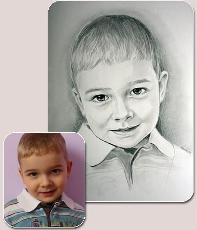 Michał, syn AJAKANIA zdobył nagrodę główną w pierwszej edycji konkursu rysunkowego za piękne kwiaty