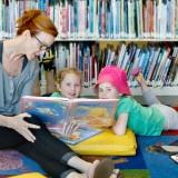 Zaczytane dzieci to szczęśliwe dzieci
