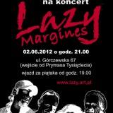 """W sobotę, 2 czerwca, koło godz. 20 na Górczewskiej 67 w Warszawie w knajpie """"WyBLUESuj się"""" (dawna """"Dobra Karma"""") zagra grupa Lazy, której dopiero co wydaną płytę wspiera portal eBobas.pl"""
