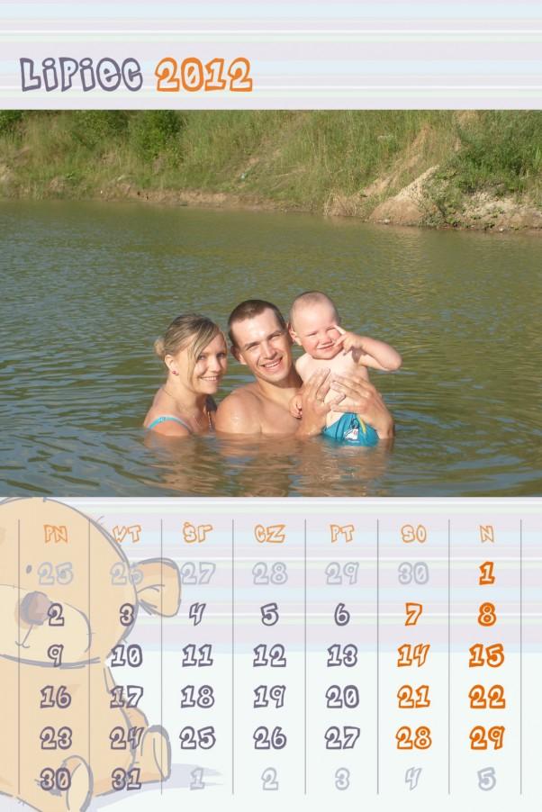 Takiego lata sobie życzymy! Kuba z rodzicami wiedzą jak korzystać z ciepłego lata!