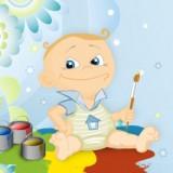 Ręką dziecka malowane 14