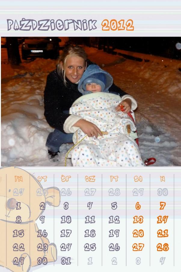 Kiedy październik śnieżny i chłodny, to styczeń zwykle łagodny. To na pociesznie, bo powiało zimą.