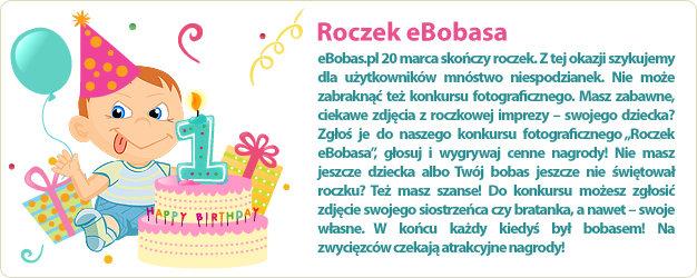 Roczek eBobasa - konkurs fotograficzny