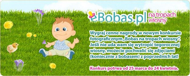 eBobas na tropach wiosny - konkurs fotograficzny