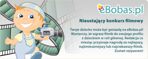 Konkurs filmowy.