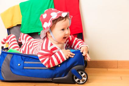 Podróż z małym dzieckiem. Czy jesteś na to gotowa(y)?