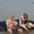 Rodzinne pływanie :)