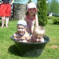 Wakacyjna kąpiel :)