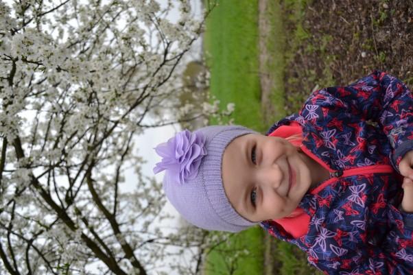 Zdjęcie zgłoszone na konkurs eBobas.pl Wiosnę witamy spacerując i rozkwit drzewa obserwując.