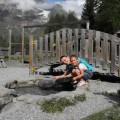 Poszukiwaczki złota - Alpy austriackie