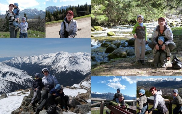 Nasza majówka:) Nasz wyjazd w góry, pod koniec kwietnia - zastąpił nam majówkę:)