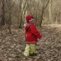 Wiosna na pewno ukryła się gdzieś w lesie :)