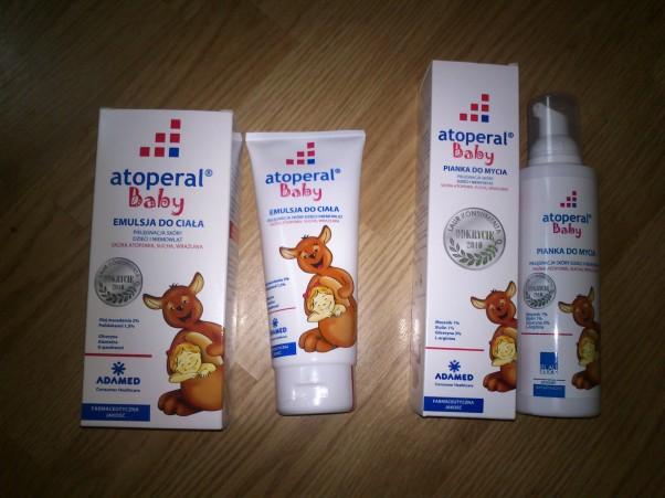 Kosmetyki Atoperal Baby
