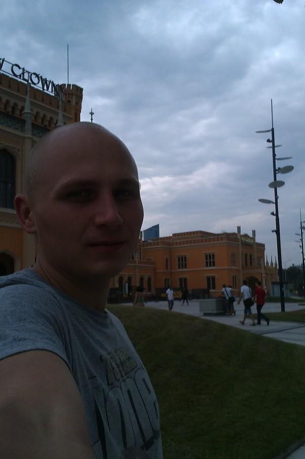 IMAG0038.jpg Rafał - Tatuś :)