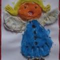 Anioł Adriana z masy solnej