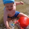 Woda to mój żywioł :)