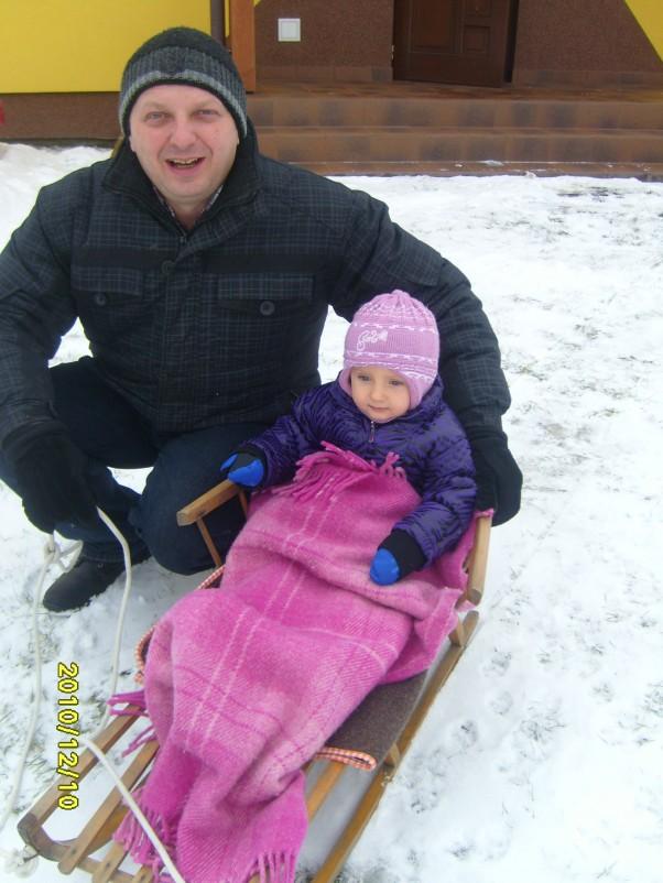 Zdjęcie zgłoszone na konkurs eBobas.pl Z moim tatusiem zapowiada się daleka wycieczka