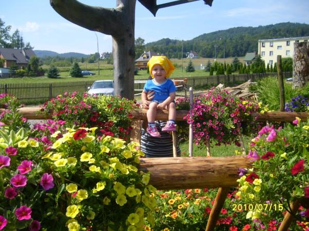 Zdjęcie zgłoszone na konkurs eBobas.pl odpoczynek w moim ogródku:)