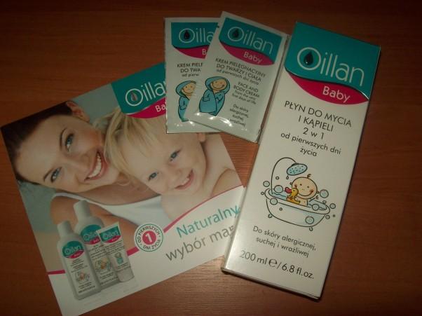 Dla dzieciątka od Oillan