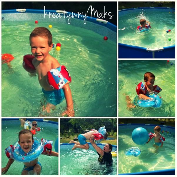 na basenie :)