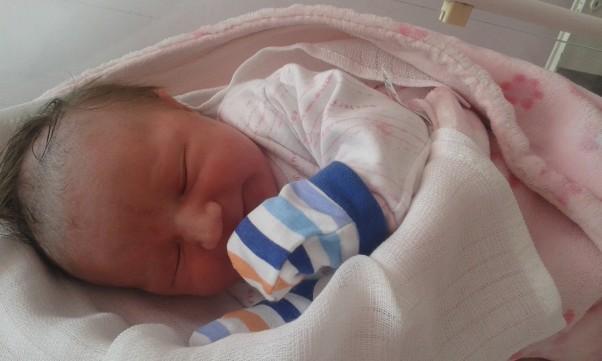 po urodzeniu Zdjęcie zostało zrobione po urodzeniu.22-04-2015