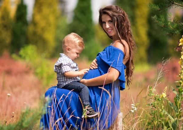 <3 Dziecko to uwidoczniona miłość <3